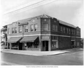 Biltmore Annex, circa 1925. Image: University of Washington.