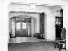 Lobby of the Biltmore. Image: University of Washington.