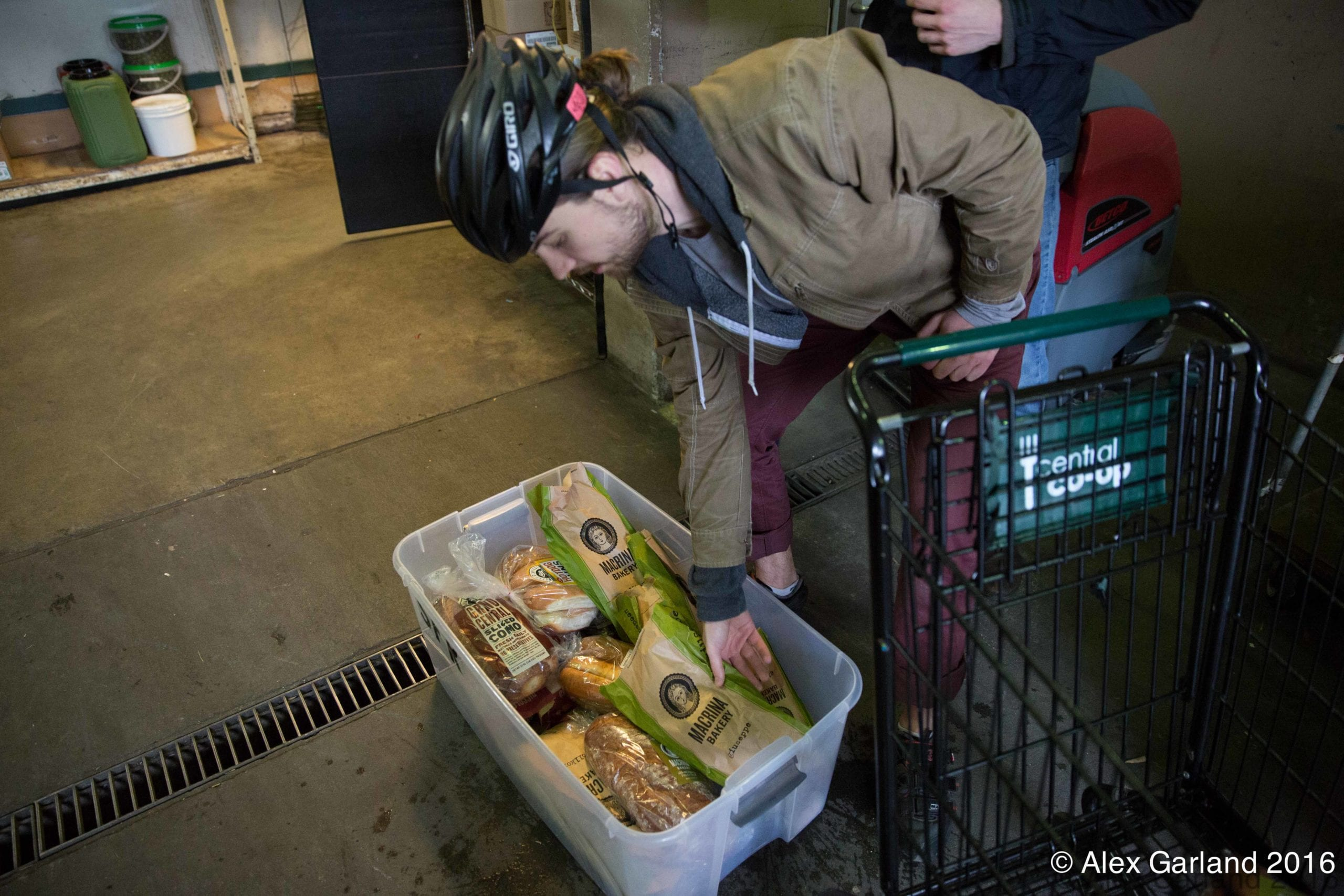 Seattle Food Banks Tuesday