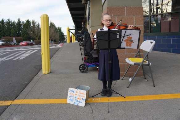 Valentine's Violin - 1 of 6