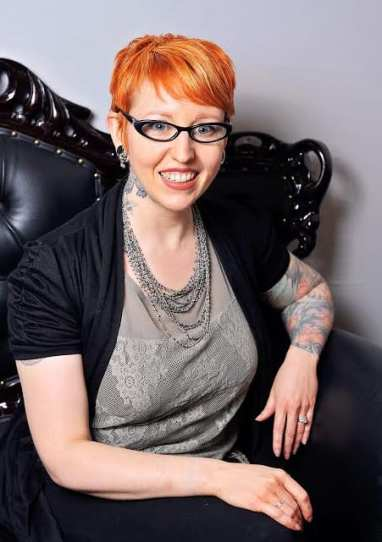 New owner Christy Brooker (Images: Laughing Buddha)