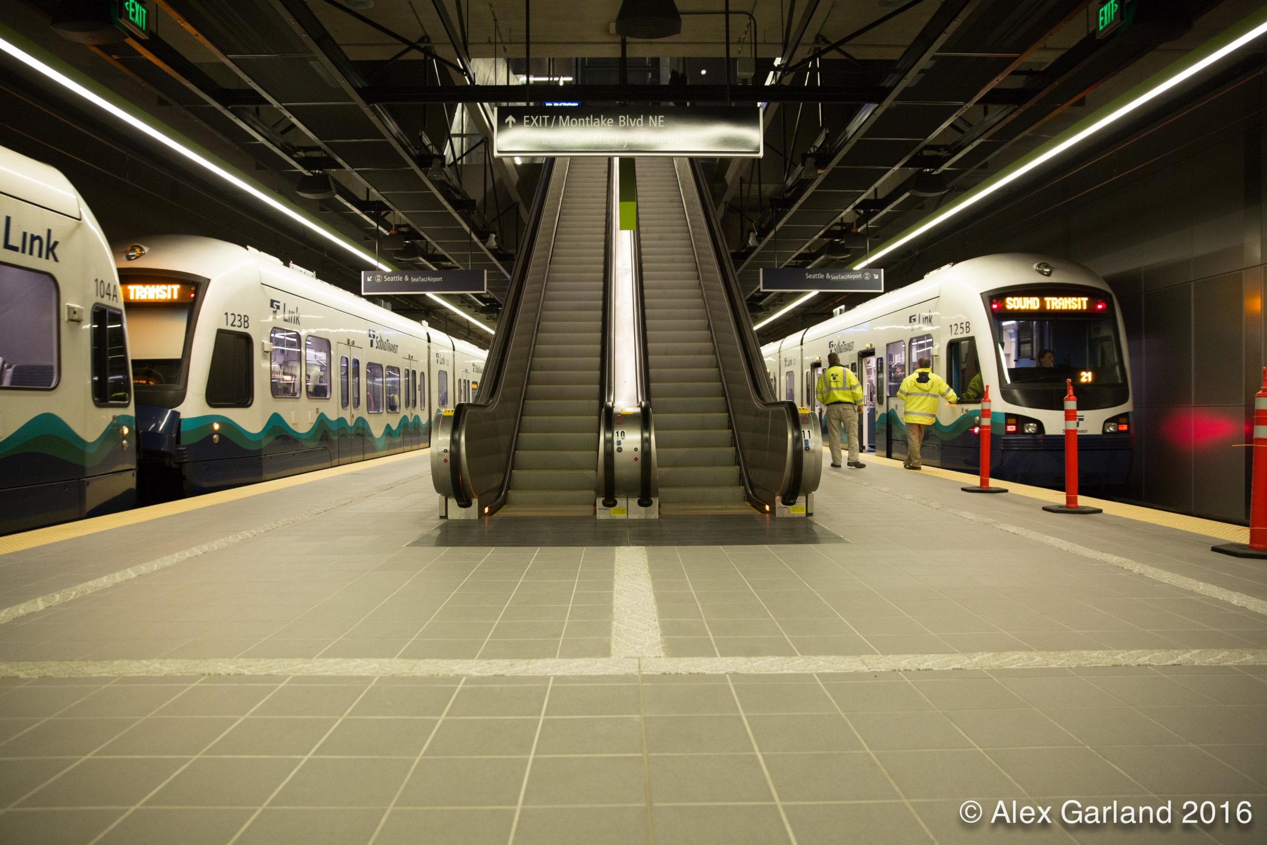 Capitol Hill station