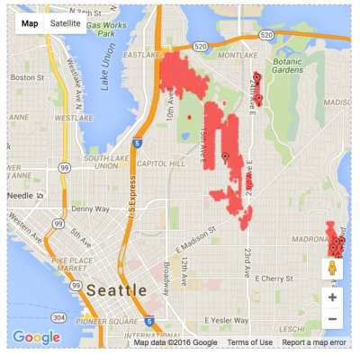 power outages | CHS Capitol Hill Seattle