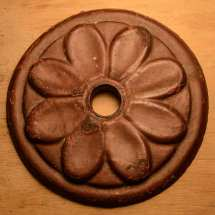 Vivace Flower-pattern Rebar Cap