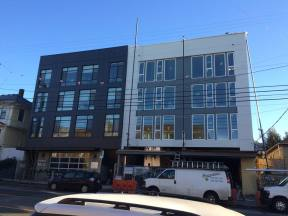 CHUC on 12th Ave. (Images: Capitol Hill Urban Cohousing)
