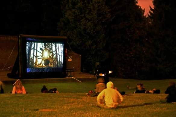 2013: Gamera and Chill in Volunteer Park