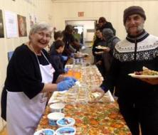 Capitol Hill Community Lunch