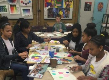 Washington students hard at work (Image: City of Seattle)