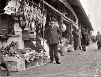 1915 Shorpy - George Chaconas in Washington DC