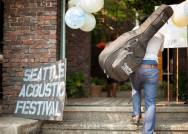 For Seattle Acoustic Festival by Tori Dickson