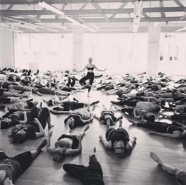 A Mega Dance Church session at V2 (Image: Velocity)