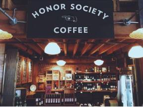 (Images: Honor Society Coffee)