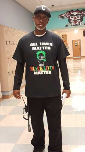 """#BlackLivesMatterAtSchool"" @sexygrandma"