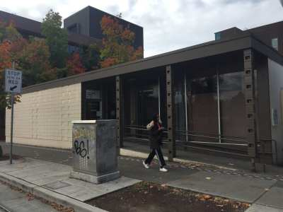 SCC plans to demolish the North Plaza in January. (Image: CHS)