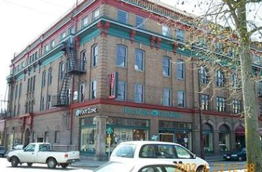 The building in 2002 (Image: King County)