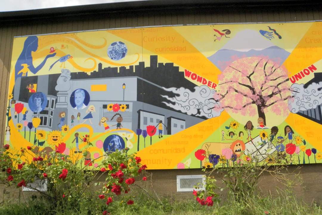 Wall School District : Play school wall decoration ideas billingsblessingbags