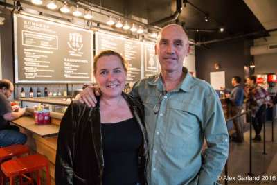 Heather and Scott Staples -- Feed Co.