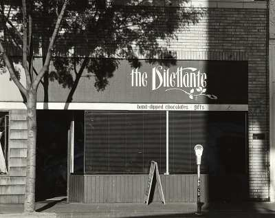 The original Dilettante in the 400 block of Broadway E