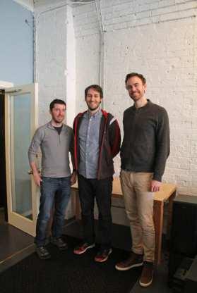 Dan Dixon, Christopher Floyd, John Krajewski