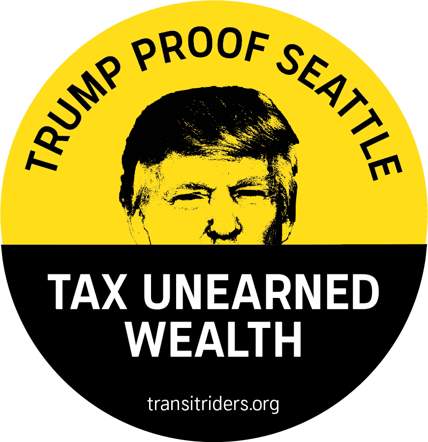Tax The Rich? Trump-Proof Seattle Coalition Makes Push For