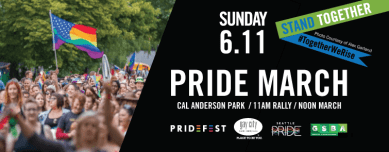 LeFevre and festival organizers are objecting to this newly announced June 11th Pride March