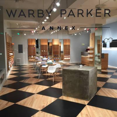 04116453406 Warby Parker latest big brand with plans to join Pike Pine