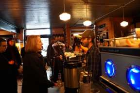 Mayor Durkan at Vita