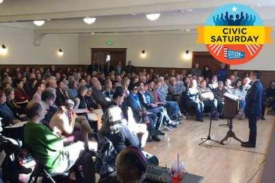 Civic Saturday November 18, 2017 @ Elliott Bay Book Company