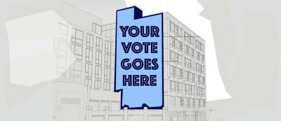 Urban Artworks + Capitol Hill Art Walk mural vote @ Redhook Brewlab