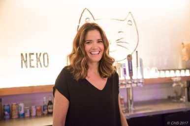 Caitlin Unsell at Neko