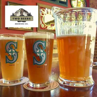 1st Wed. Brewer's Night featuring TWO BEERS BREWING CO. @ Bill's Off Broadway