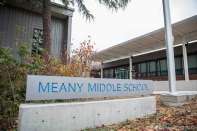 Capitol Hill's Meany Middle School reopened in 2017 thanks to nearly $20 million in levy funding