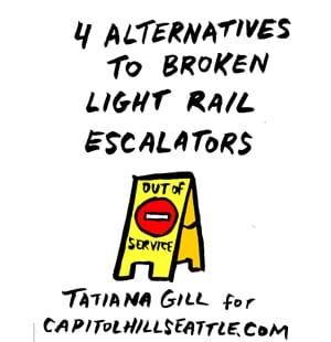 CHS light rail escalator alternatives1
