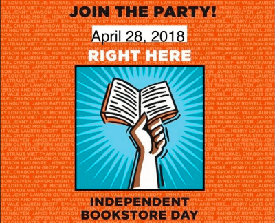 Seattle Independent Bookstore Day 2018 @ Elliott Bay Book Company