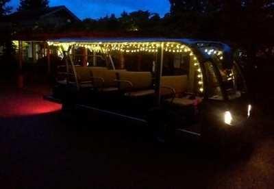 Twilight Tram Tour @ Washington Park Arboretum