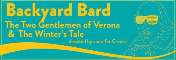 GreenStage presents Backyard Bard @ Volunteer Park