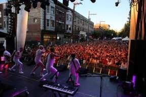 Capitol Hill Block Party. Seattle, WA. July 21, 2018.
