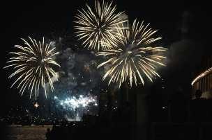 Lake Union Fireworks 201815
