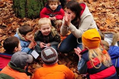 Family Nature Class at Washington Park Arboretum @ Washington Park Arboretum