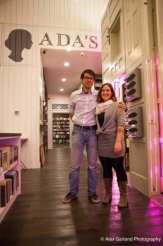 David and Danielle Hulton as Ada's debuted in its 15th Ave E location in 2013