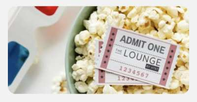 Movie Night: Movies So Bad, They're Good! @ The Lounge by AT&T