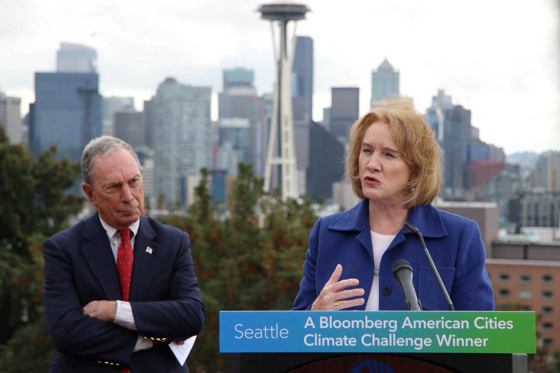 One year in, what's your Jenny Durkan Capitol Hill approval rating?