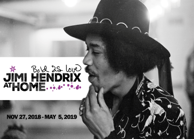 Bold As Love: Jimi Hendrix at Home @ Northwest African American Museum