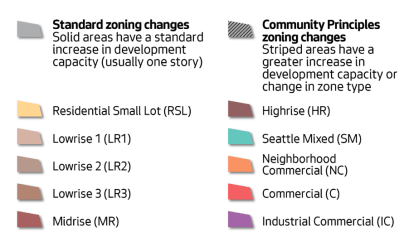 Mandatory Housing Affordability zoning changes planned for