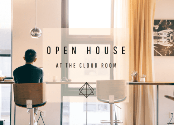 A Free Day of Coworking at The Cloud Room @ The Cloud Room