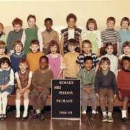 Seward School first graders, 1968-1969 school year (Seattle Schools Archive 271-376)