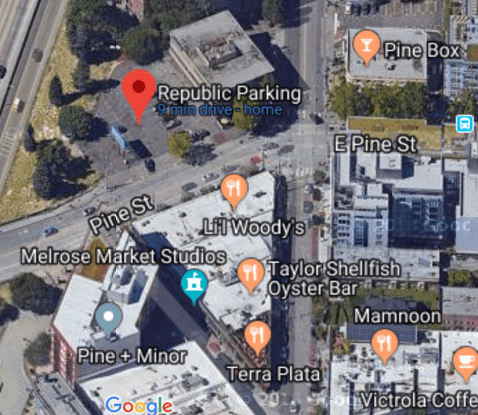 One shot in Pine parking lot in bout of Capitol Hill nightlife gun violence