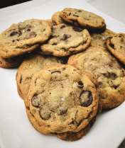 Brown butter 3x chocolate chunk