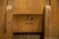 From the organ loft