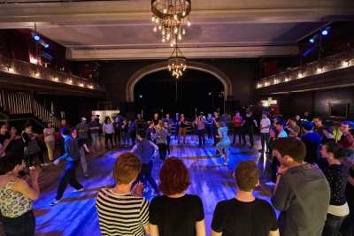 Seattle Dyke March Fundraiser Dance @ Century Ballroom